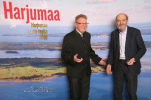 Rõõmus kohtumine Pärdi keskuses - Peep Raun ja Arvo Pärt